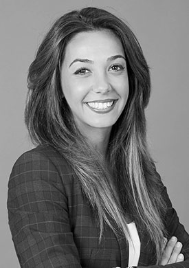 Alba Marcelino, Economista y Abogada en Asdemar