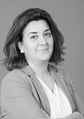 Blanca Guillén, Reponsable Área Laboral en Asdemar.